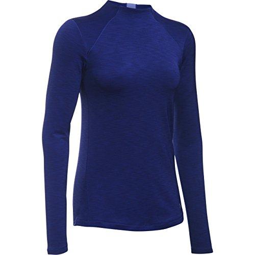 Max Jordan Fusion (Under Armour Damen Fitness Sweatshirt UA COLDGEAR MOCK violett, L)