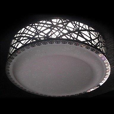 kai-light-mount-40w-modern-round-enjuagar-con-acero-inoxidable-shade-en-diseo-floral-t6-tubo-de-luz