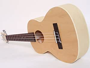 Brunswick BU5T Maple Tenor Ukulele with Aquila Strings