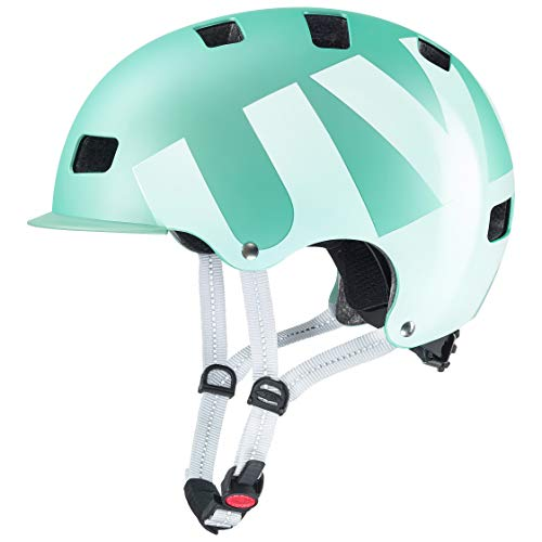 Uvex Unisex- Erwachsene hlmt 5 Bike pro Fahrradhelm, Mint, 55-58 cm