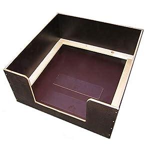 170x150cm Züchter Wurfbox Wurfkiste Weplenkiste in Wasserfester Siebdrukplatte
