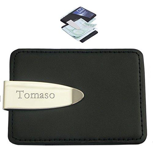 porte-carte-de-credit-avec-pince-a-billets-engraves-avec-un-texte-tomaso-noms-prenoms