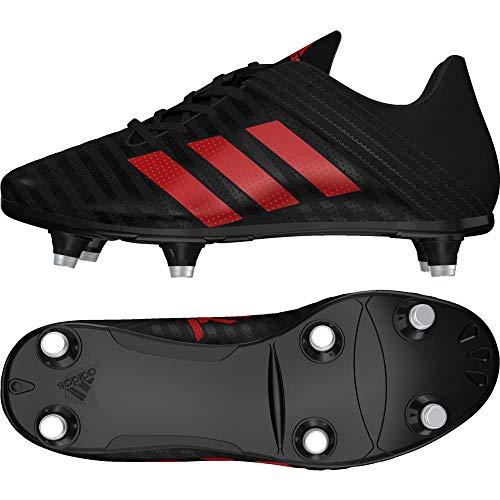 adidas Unisex-Kinder Malice SG American Football Schuhe, Mehrfarbig (Marsua/Roalre/Talco 000), 36 EU -