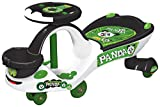 #8: Toyzone Eco Panda Magic Car, White