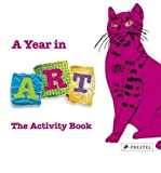 [( A Year in Art: The Activity Book By Weidemann, Christiane ( Author ) Hardcover Oct - 2009)] Hardcover