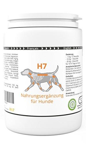 ww7 H7 Natürliche Gelenke, Knorpel, Bewegung Formel für Hunde -150g