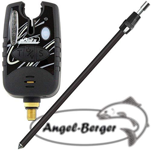 Angel-Berger Elektronischer Bissanzeiger mit Erdspeer