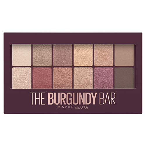 Maybelline Burgundy Bar Palette 9.6g