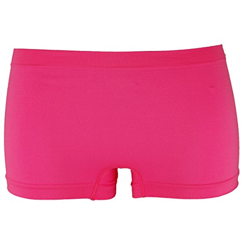 6er Pack GreeNice Damen Panties Boxershorts Slips in sechs Farben Y6808E