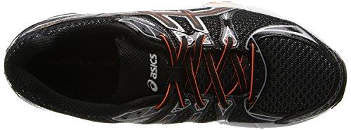 Asics - Herren-Gel-Exalt 2 Schuhe Black/Onyx/Orange