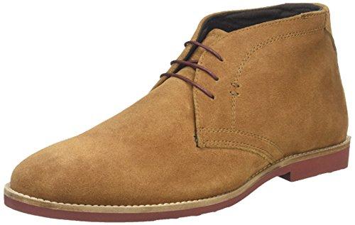 Red Tape Dorney, Desert boots homme Marron (suède marron clair)