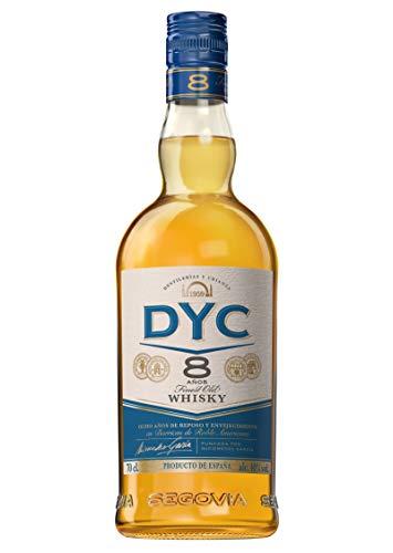 5. Whisky DYC 8 Años