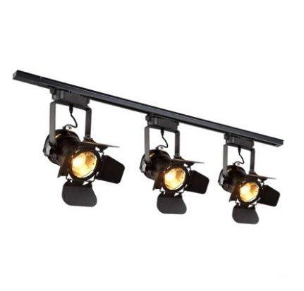 Persönlichkeit Sonde LED Gleis Leuchte Licht Loft Decke Spots LED Scheinwerfer Rahmen Deckenleuchten Lampe Haus Beleuchtung