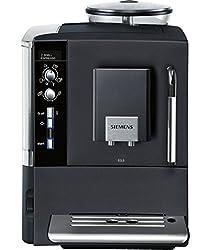 Siemens TE502206RW Kaffee (1600 Watt, Vollautomat, Anzeigelicht, Kapazität des Wasserbehälters 1,7 Liter) schwarz