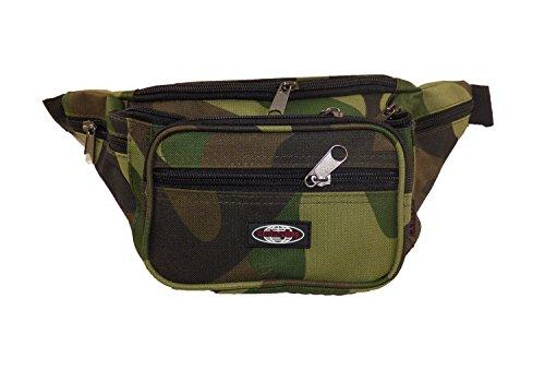 Gürteltasche Bauch Tasche Army Camouflage 2