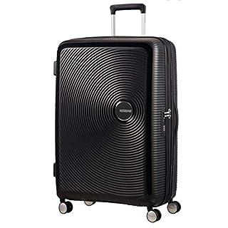 American Tourister Soundbox Spinner Valigia 67 Cm, 81 L, Nero (Bass Black) (B06Y3M3FKR) | Amazon price tracker / tracking, Amazon price history charts, Amazon price watches, Amazon price drop alerts