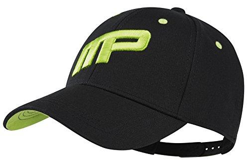 Muscle Pharm Herren Textilbekleidung Musclepharm Baseball Cap, Black, One size, MPHAT459