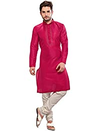 8e70f250a5f Amazon.in  Pinks - Kurta Sets   Ethnic Wear  Clothing   Accessories