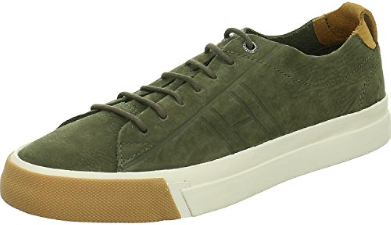 Tommy Hilfiger Dino Herren Sneaker Grün