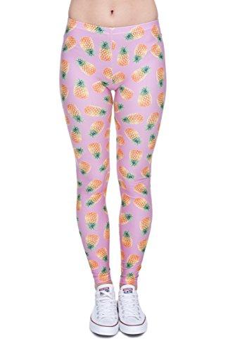 leggings-fullprint-all-over-ananas-pink-rosa-rose-pineapple-express-vegetable-obst-fruchte-farbig-bu