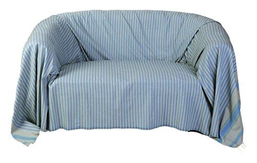 Fouta Futée Marrakech–Manta sofá algodón