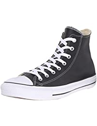 4889854c3cd5 Converse Adults  All All Star Hi Leather Outdoor Sports Shoes