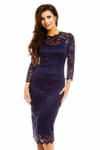 Fashion -  Vestito  - Donna Blu