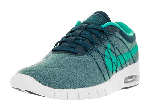 Nike SB Koston Max Sneaker Turnschuhe Schuhe für Herren Türkis (Midnight Turquoise/White/Clear Jade)