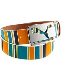Puma High Shine ceinture de Golf équipée en cuir Unisexe
