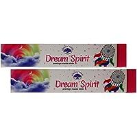 Trimontium GTL Premium-Masala-Räucherstäbchen Duo-Pack (2 x 15 g) Dream Spirit/Geist des Traumfängers, Kräuter... preisvergleich bei billige-tabletten.eu