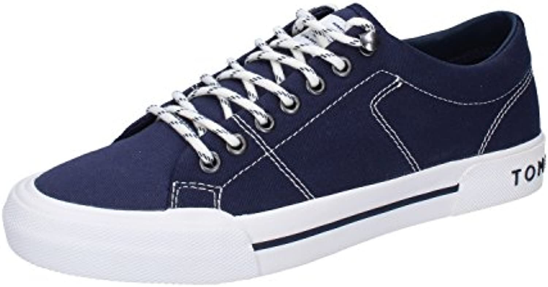 Tommy Hilfiger Iconic Slip On Sneaker, Zapatillas Para Hombre