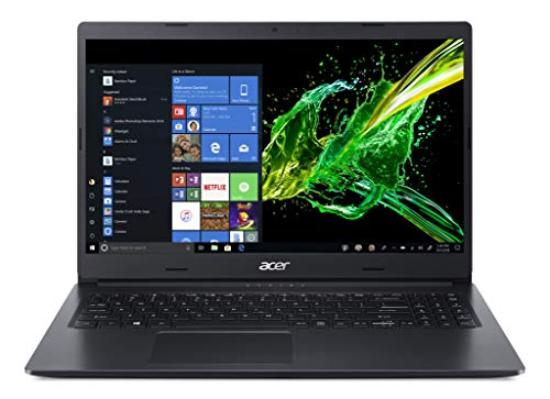 Acer Aspire 3 A315-55G-75N3 Notebook portatile, Core i7-8565U, Ram 8GB DDR4, 256GB SSD, 1000 GB HDD, Display da 15.6