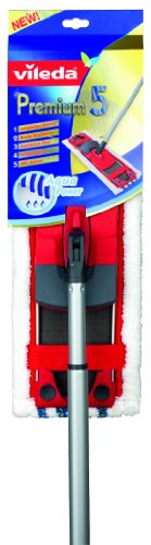 Vileda 140779 Premium 5 Aqua Power - Mopa Ideal Limpieza