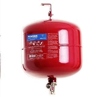 Fire Safety Supplier Premium Automatic ABC Dry Powder Fire Suppression Unit 6 kg
