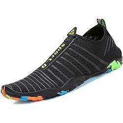 on sale 0c907 4a349 Scarpe da Immersione Donna Uomo Scarpette da Surf da Scoglio Water Shoes  per Nuoto Piscina Spiaggia