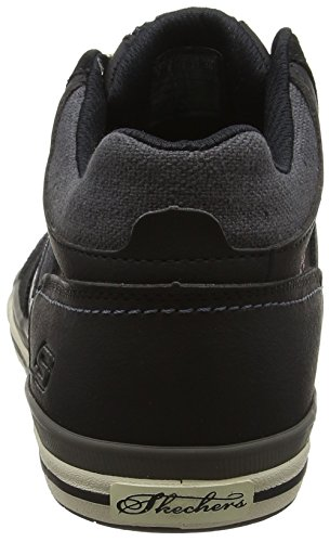 Skechers Diamondback oduro, Baskets Basses homme Noir - Noir