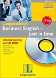 Just in Time Intensivtraining - Business Englisch