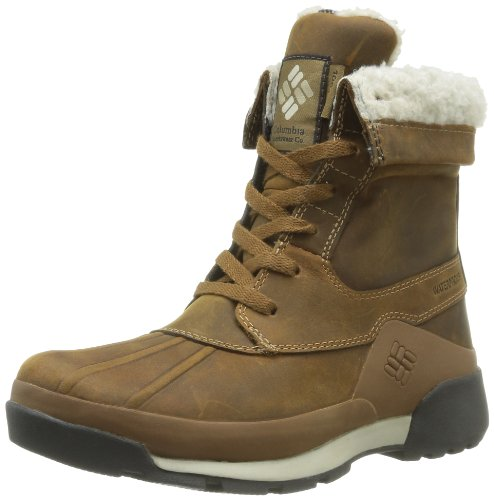 Columbia Bugaboot Original Tall Omni-Heat Stivali Invernali, Marrone(Autumn Bronze/Stone), US 12/EU 43