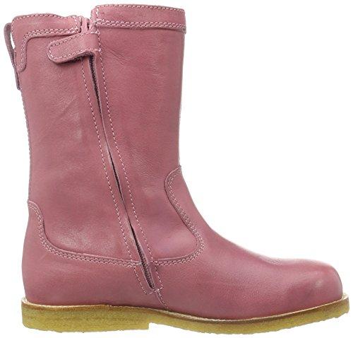 Bisgaard Tex Boot, Bottes mi-hauteur avec doublure chaude fille Rose (702 Rose)