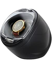 Time Tutelary Automatic Watch Winder - Black KA003B