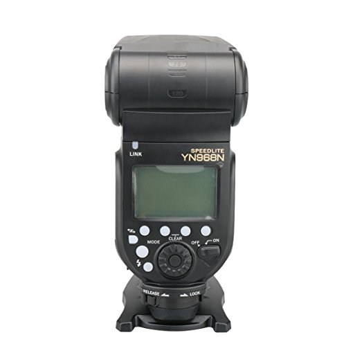 Yongnuo Yn968N Caméra sans Fil Optique Master Slave TTL Flash Speedlite HSS pour Nikon