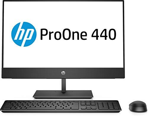 HP ProOne 440 24' All in One FHD PC Intel i5 8GB RAM 1TB HDD Win 10 - Black A
