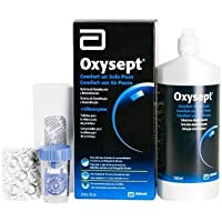 – OXYSEPT COMFORT ULTRAPACK 360ML + 36 PASTILLAS + 5 TABLETAS ENZIMÁTICAS