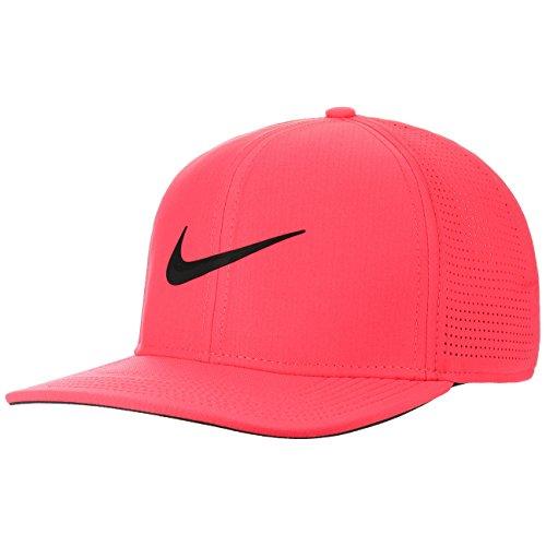 Nike U Nk Arobill Pro Perf, Gorra de Béisbol Unisex Adulto, Rosa (Rosa Tropical 691), One Size (Tamaño del Fabricante:Unica)
