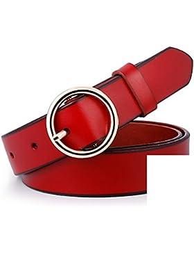 Moda Cinturones De Simplicidad/Salvaje Correas Casuales/Cinturón Decorativo Pin-E 95cm(37inch)