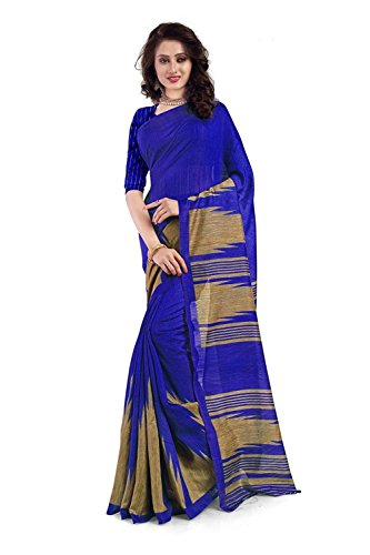 A G Lifestyle Bhagalpuri Silk Saree (RGB1111)