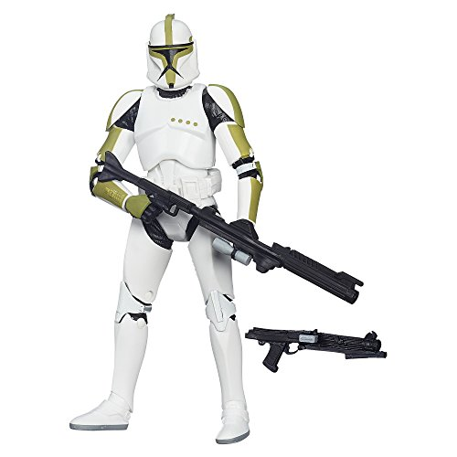 Hasbro Star Wars The Black Series Clone Trooper Sergeant 6