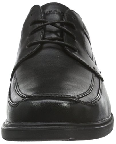 Rockport Herren Style Tip Moc Oxford Derby Schwarz (Black)