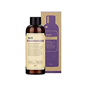 Klairs Supple Preparation Facial Toner 180ml, Alcohol Free, Paraben Free, No Cruelty, Eco-friendly by KLAIRS