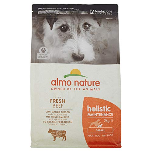 Almo nature Dog Dry PFC Holistic Adult Buey Razas